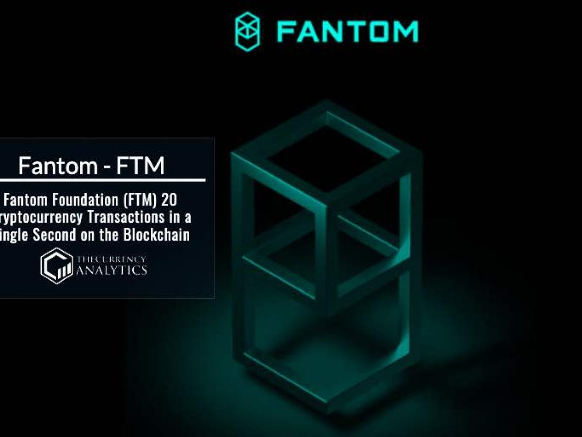 Fantom Foundation (FTM) 20 transazioni di criptovaluta in una ...