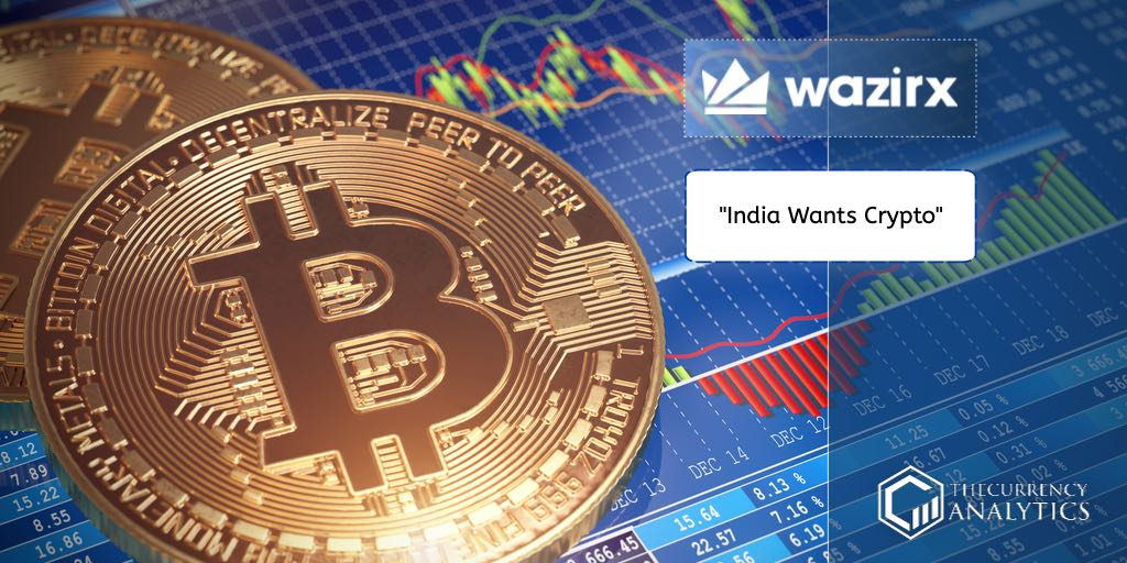 WazirX (WRX) the Most Trusted Bitcoin Exchange for India Money is losing Boundaries