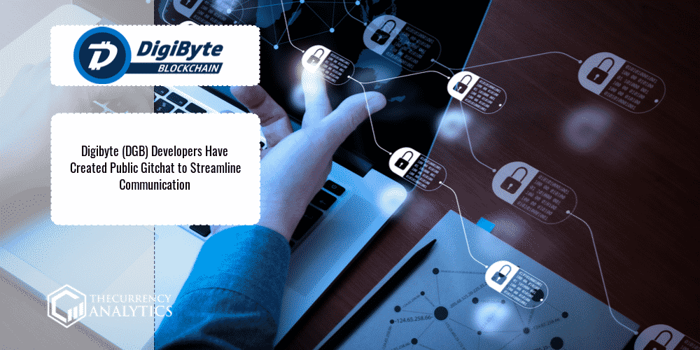 Digibyte (DGB) Developers Have Created Public Gitchat to Streamline Communication